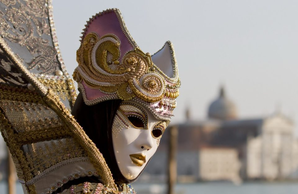 Venice beautiful and precious