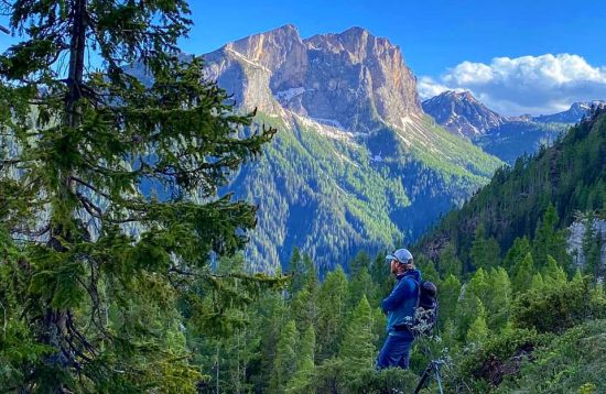 Easy Hikes in the Dolomites