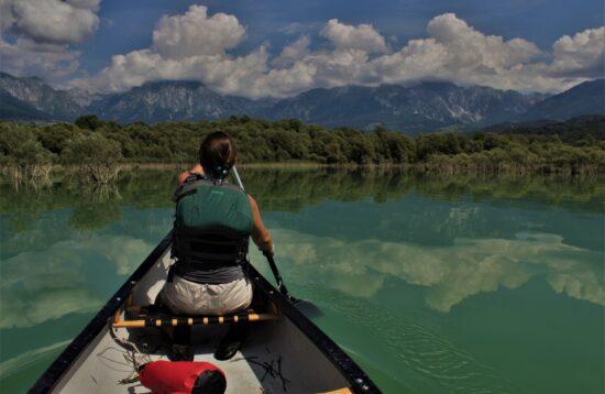 Canoa-Canadese-Alpago-Wild-Dolomiti