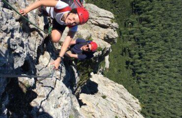 Ferrata Dolomiti Orientali Wild Dolomiti