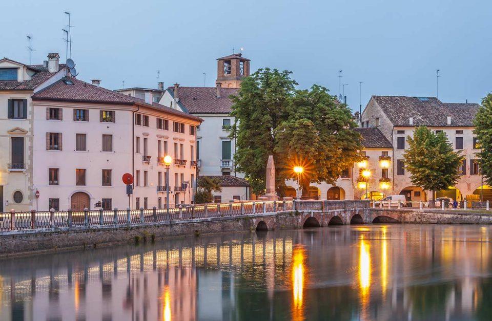 Treviso & Canoa Canadese sul Sile