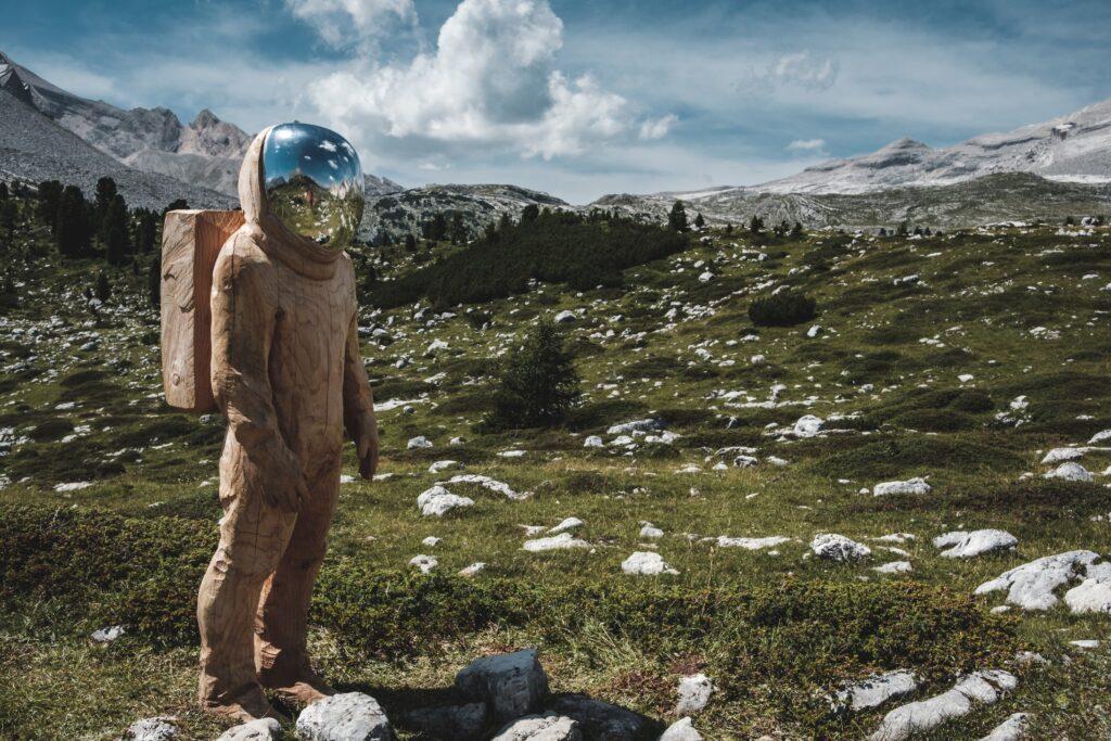 Space Days Astronauta Fabiano De Martin Topranin